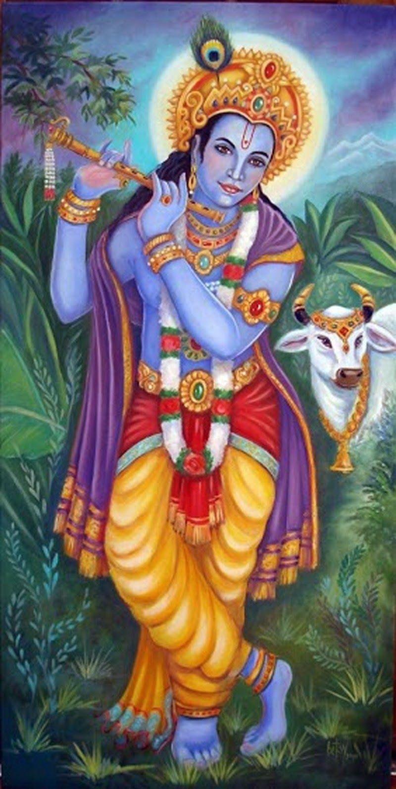 shree krishna wallpapers hd