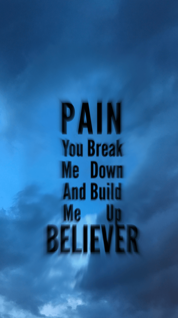 Quotes In Spanish Wallpaper Believer Wallpapers Wallpaper Cave