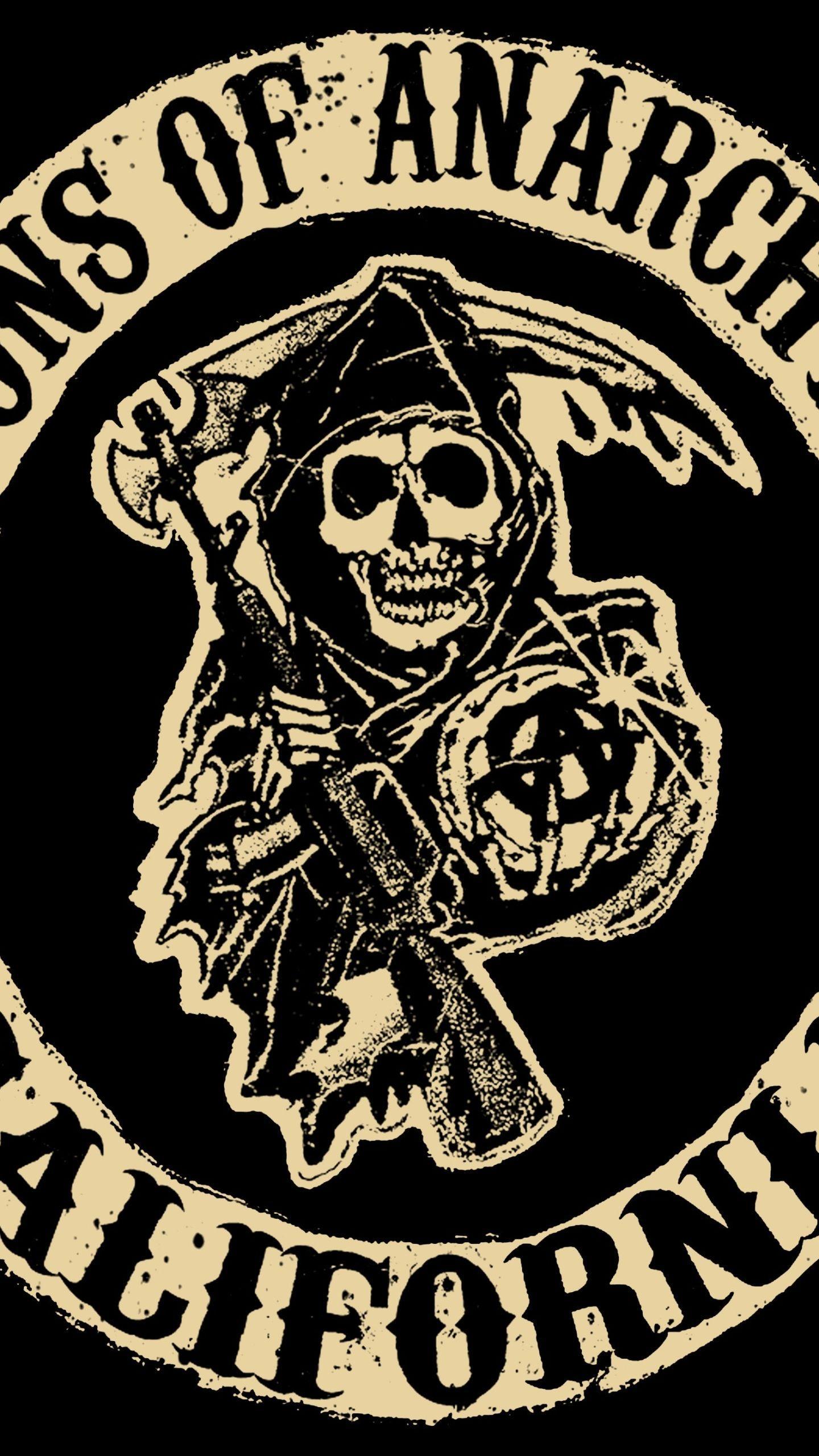 Sons Of Anarchy Wallpaper : anarchy, wallpaper, Anarchy, Wallpapers, Phone, Wallpaper