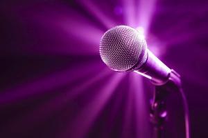 karaoke sing backgrounds nights voice gay microphone background purple ladies bangkok pubs radio jockey summer desktop star