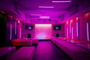 Karaoke Room Background