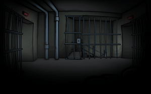 background jail prison cell backgrounds wallpapers steam cave randals trading monday cards