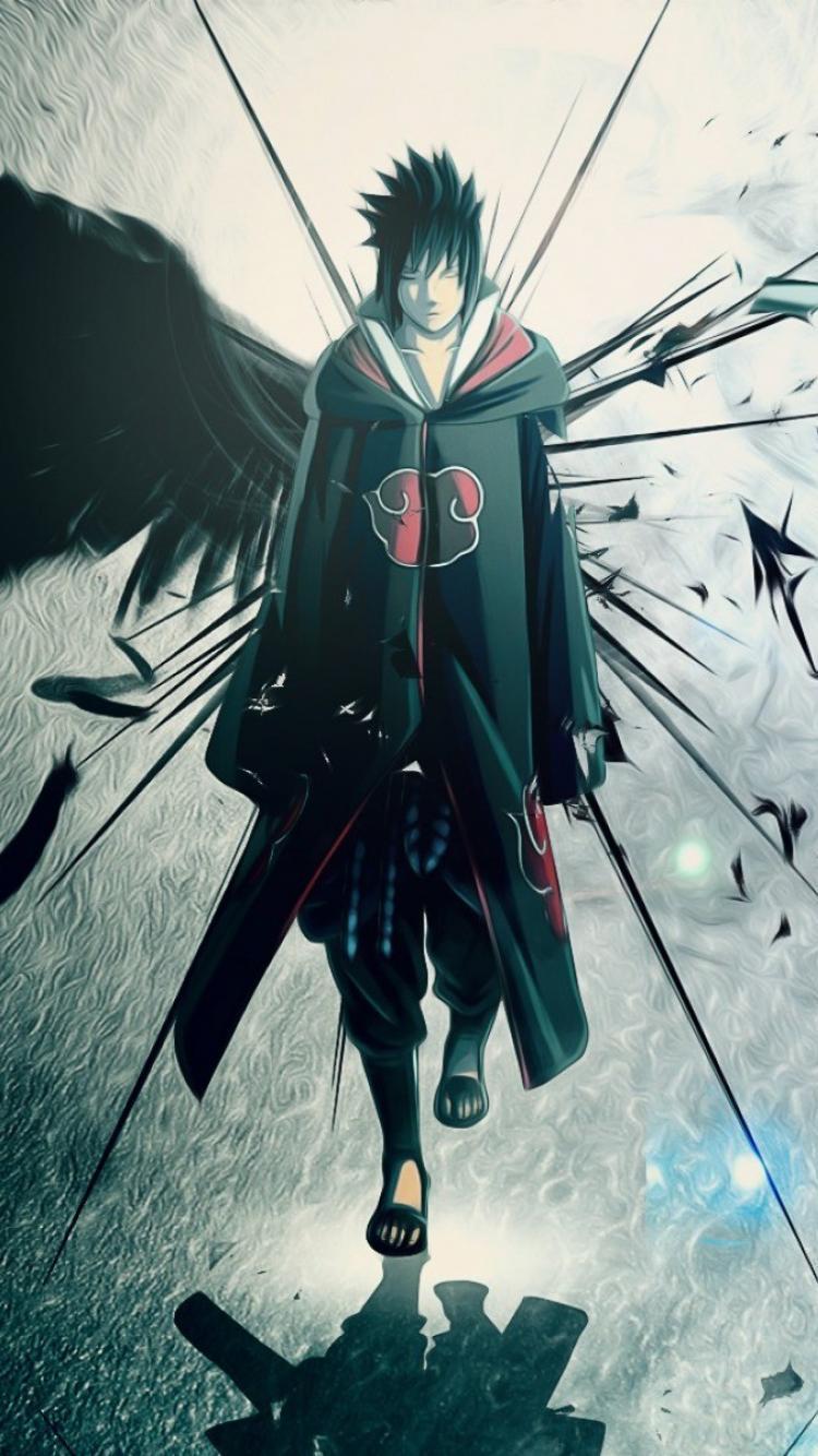 865 Sasuke Uchiha Mobile Wallpapers - Mobile Abyss