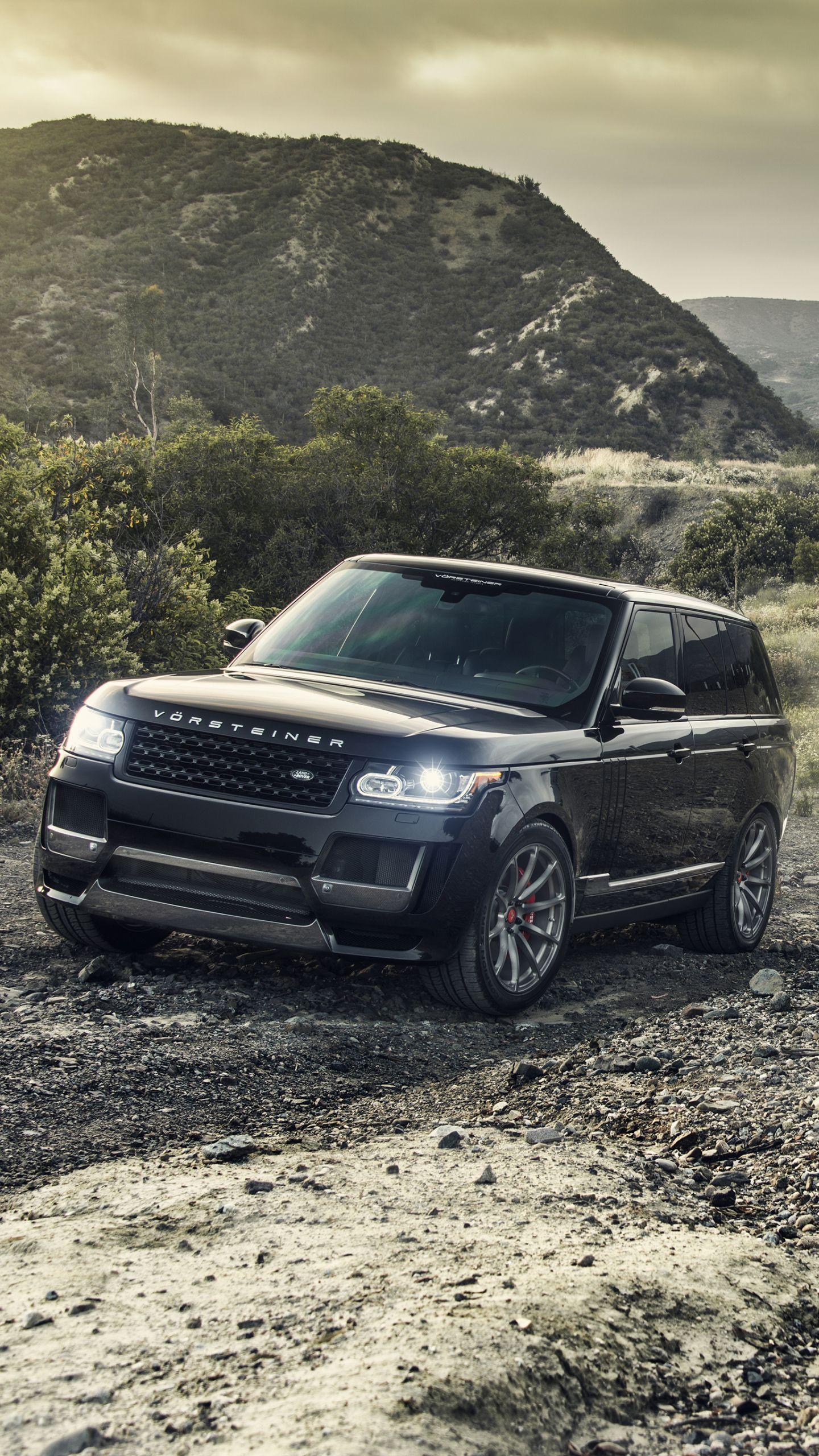 Range Rover Wallpapers Wallpaper Cave