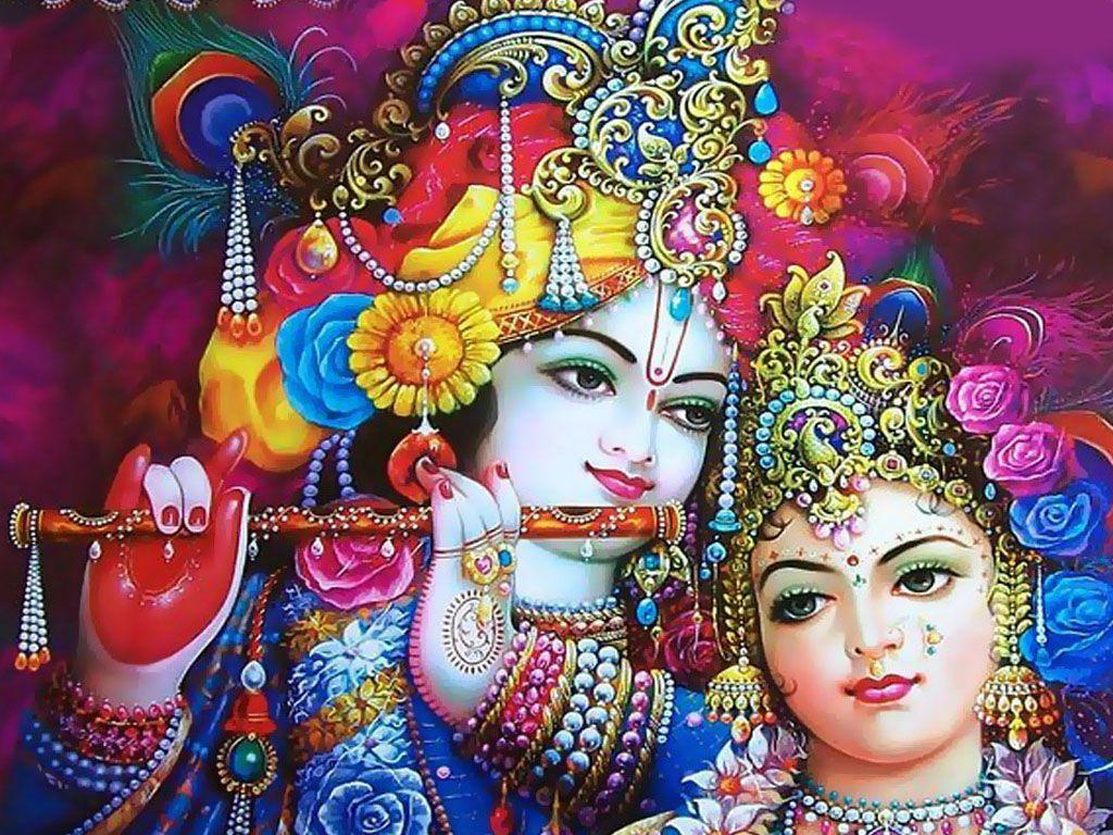 Shri Krishna Wallpapers Wallpaper Cave