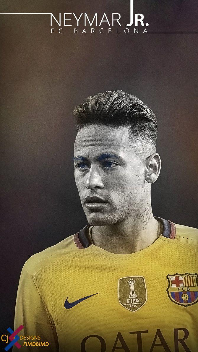 Neymar Hairstyle : neymar, hairstyle, Neymar, Hairstyle, Wallpapers, Wallpaper
