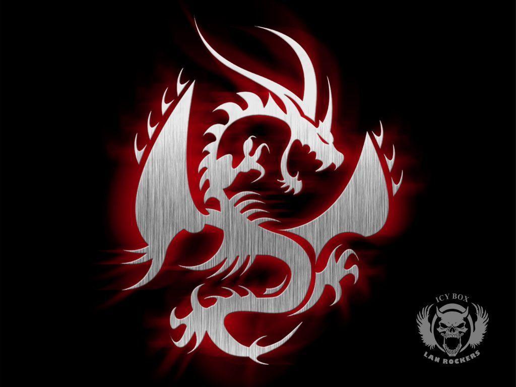 wallpapers logo dragon wallpaper