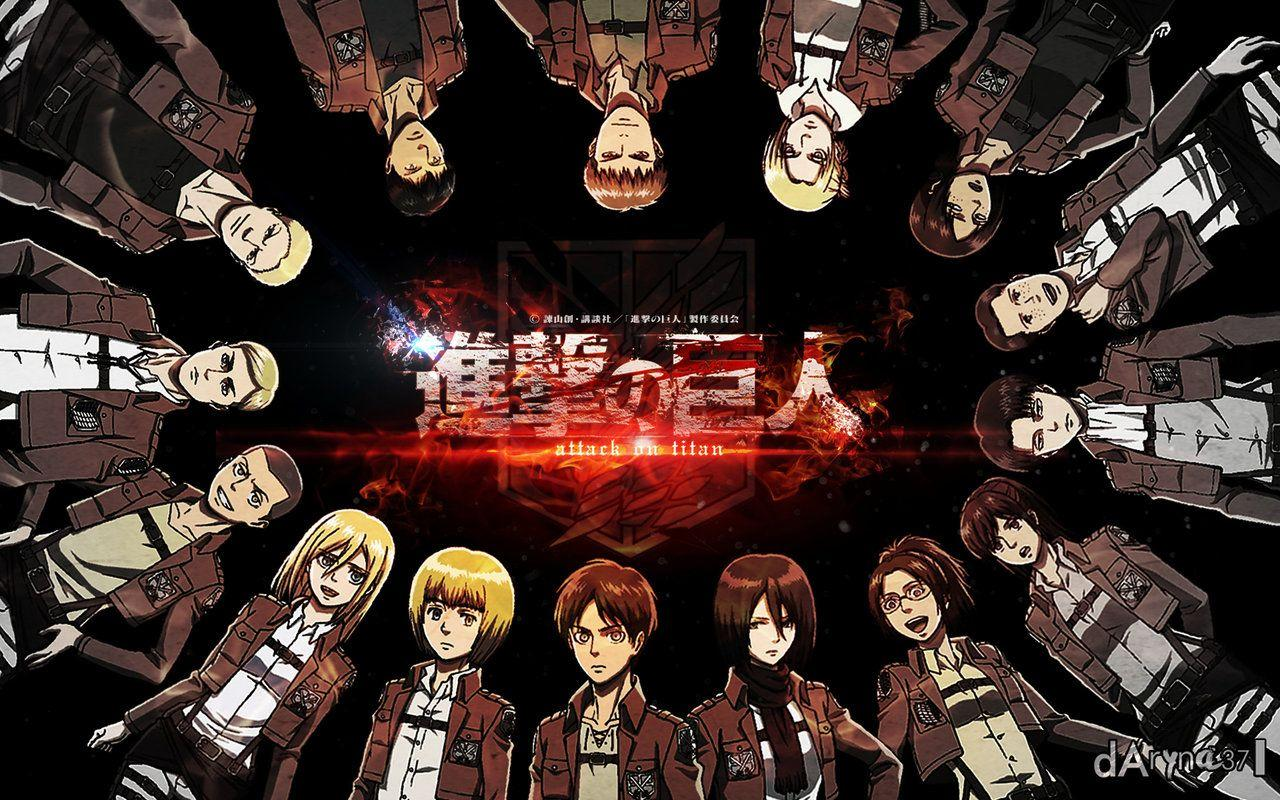 Here are some of the attack on titan characters that have to go now. Attack On Titan Chibi Wallpapers HD - Wallpaper Cave