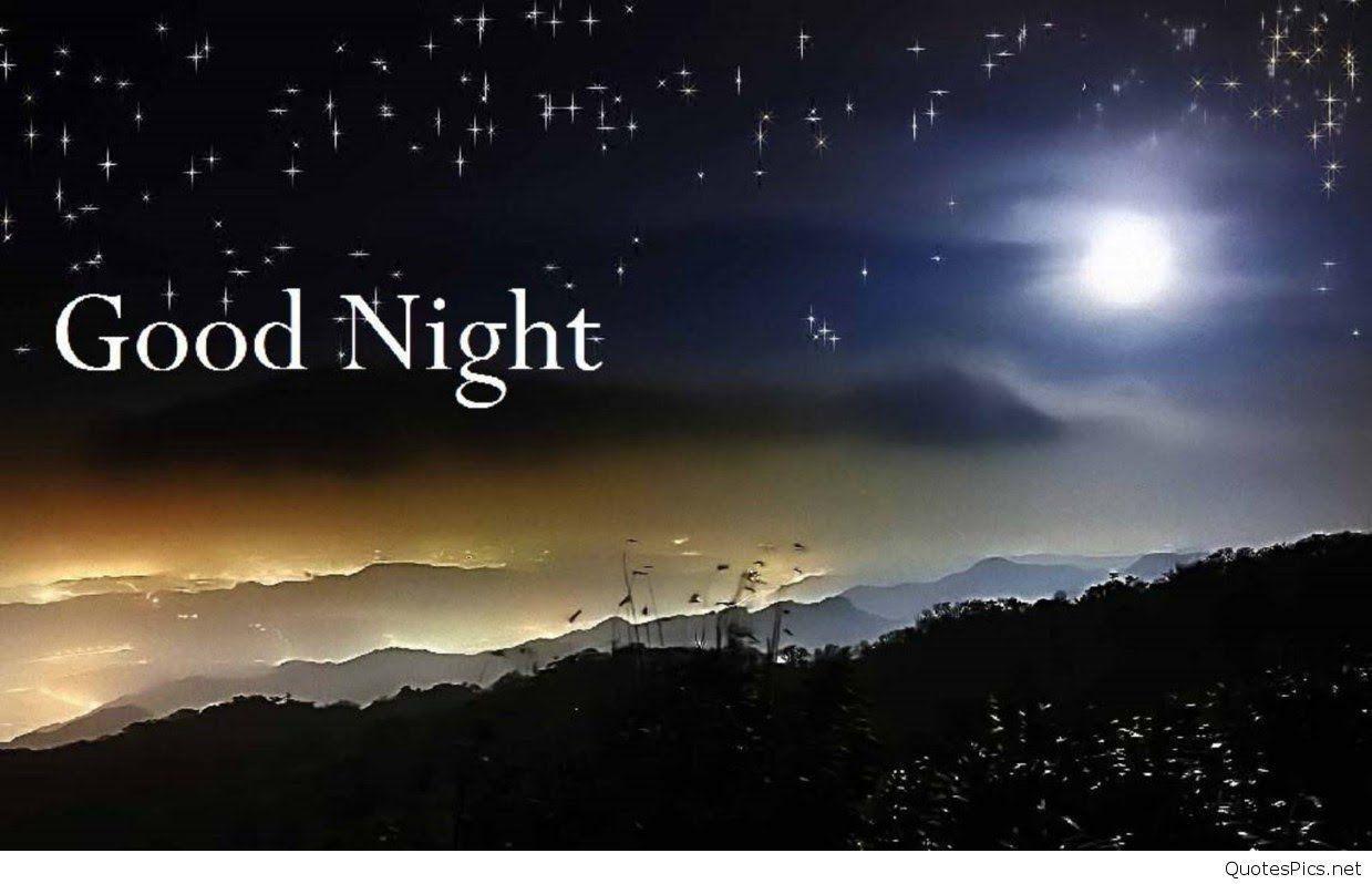 good night wallpapers hd