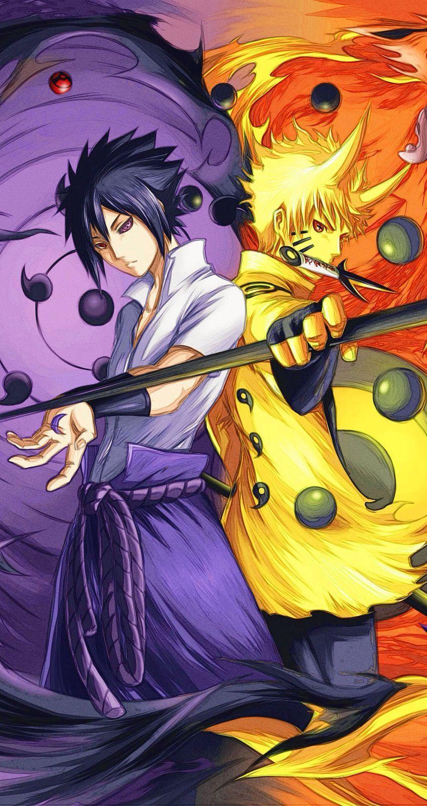 19+ Gambar Naruto dan Sasuke, Juga Tokoh Lainnya / Shippuden