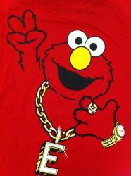 Background Elmo Wallpaper