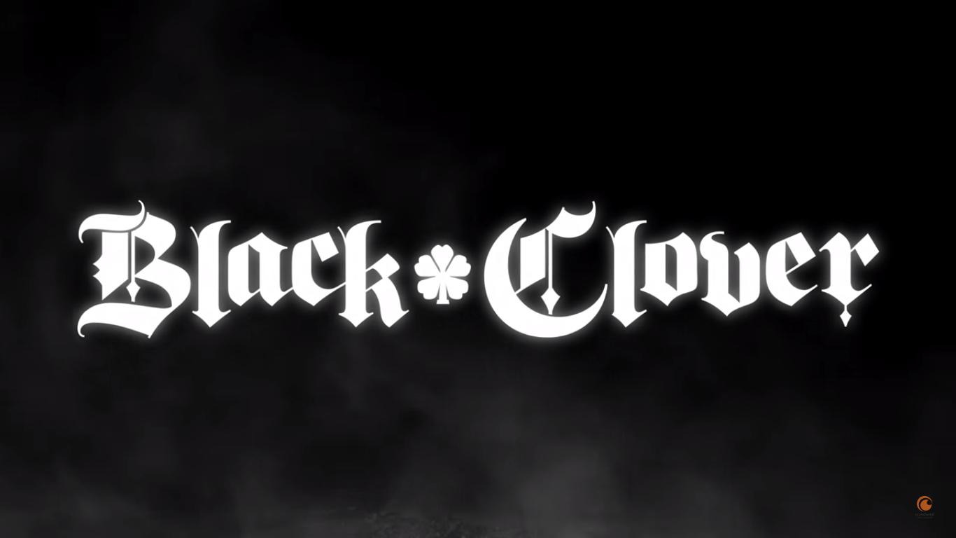 black clover logo wallpapers