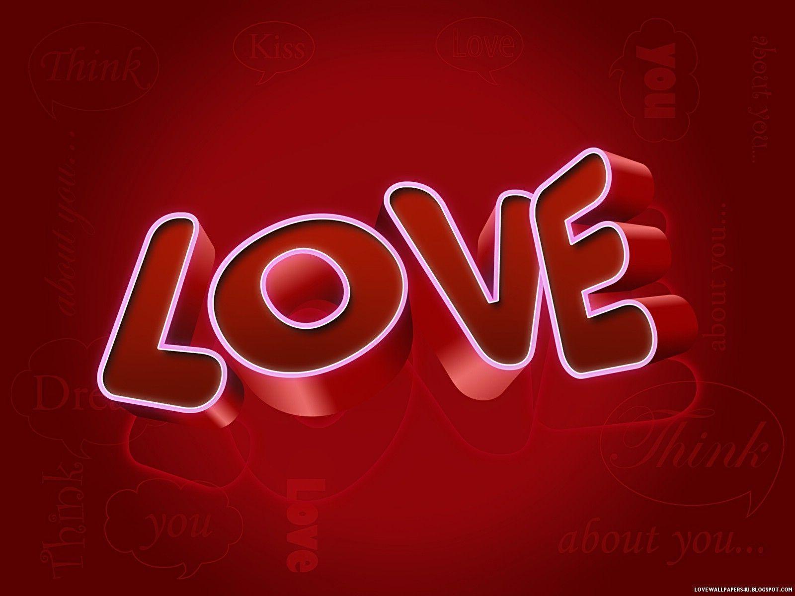s letter in love