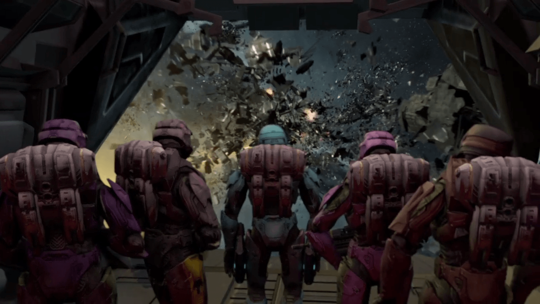 halo red vs blue