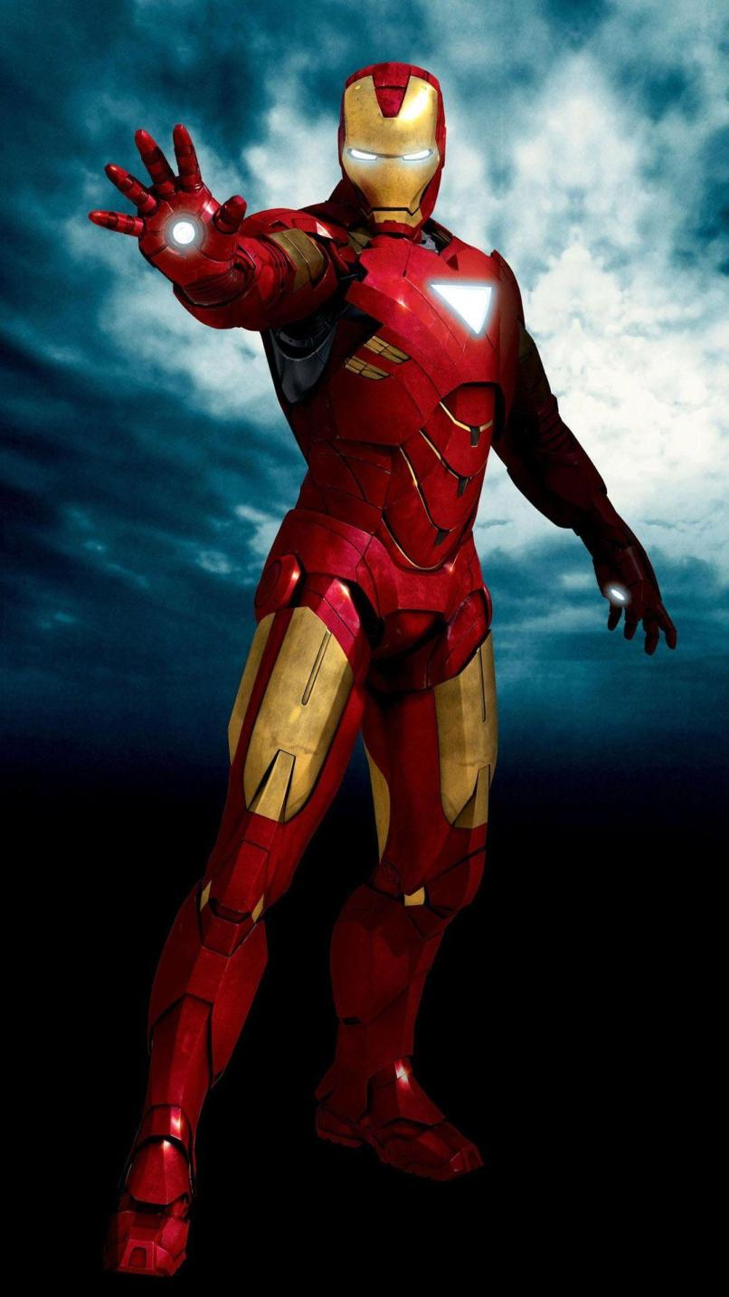 Iron Man Hd Wallpaper For Android Mobile Djiwallpaper Co
