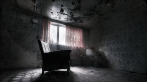 dark wallpapers abandoned