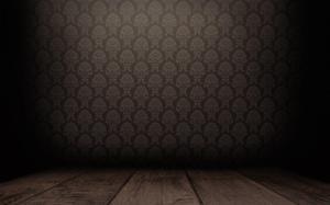 empty dark wallpapers wood backgrounds perspective floor depth brown field paper manipulation background desktop yellow mobile resolution abstract