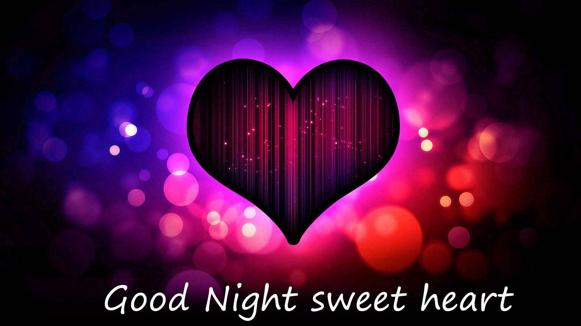 good night love wallpapers