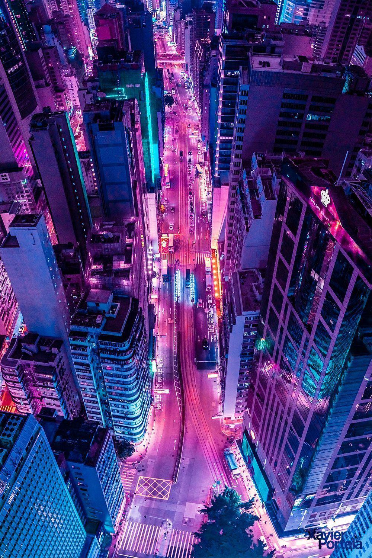 Wallpaper Neon City : wallpaper, Wallpapers, Wallpaper