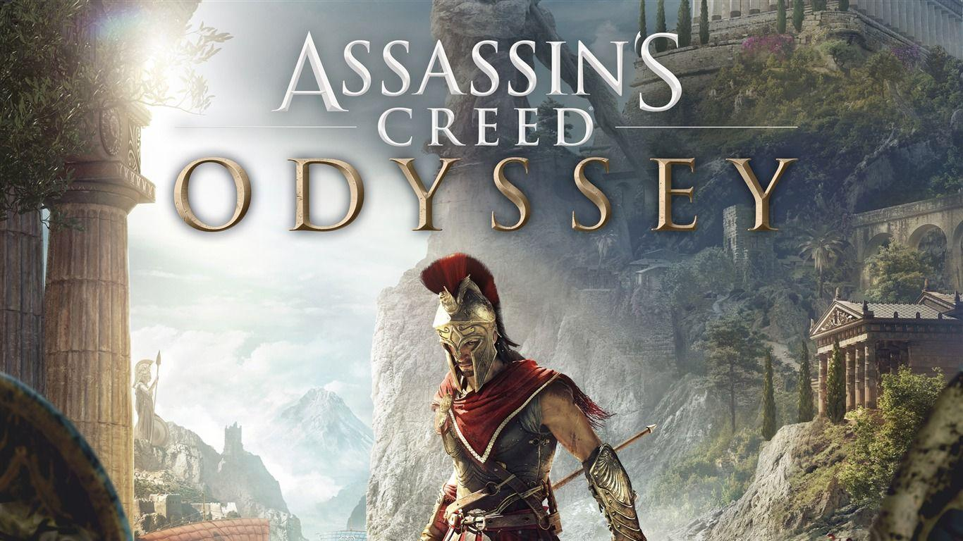 Assassin's Creed Odyssey Wallpapers  Wallpaper Cave