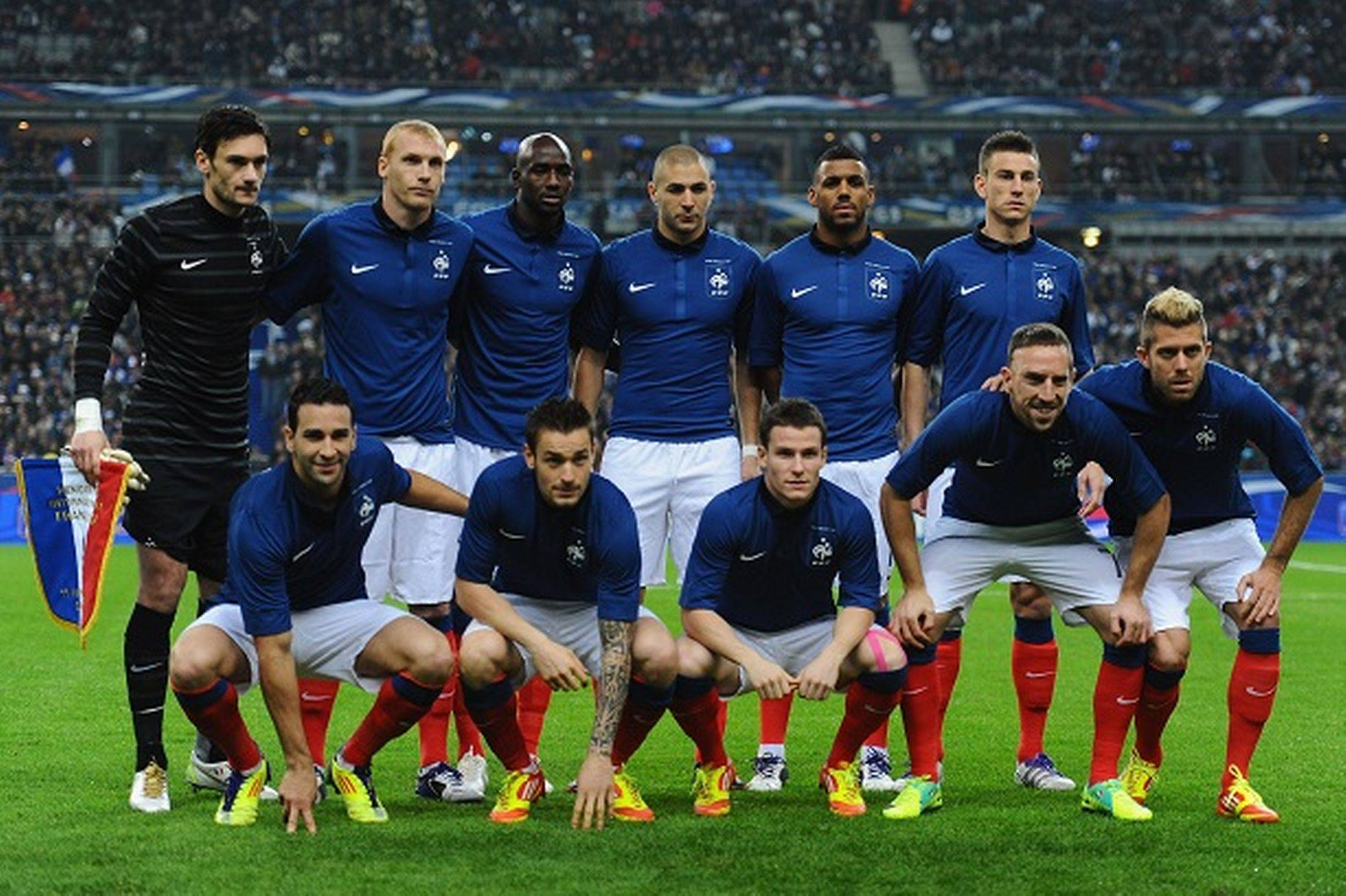 College football isn't only exciting, it's also big business. France Soccer Team Wallpapers Wallpaper Cave