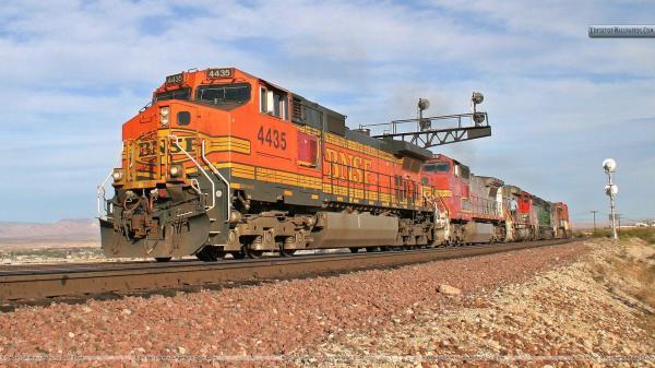 Railroad Empire Diesel - Year of Clean Water