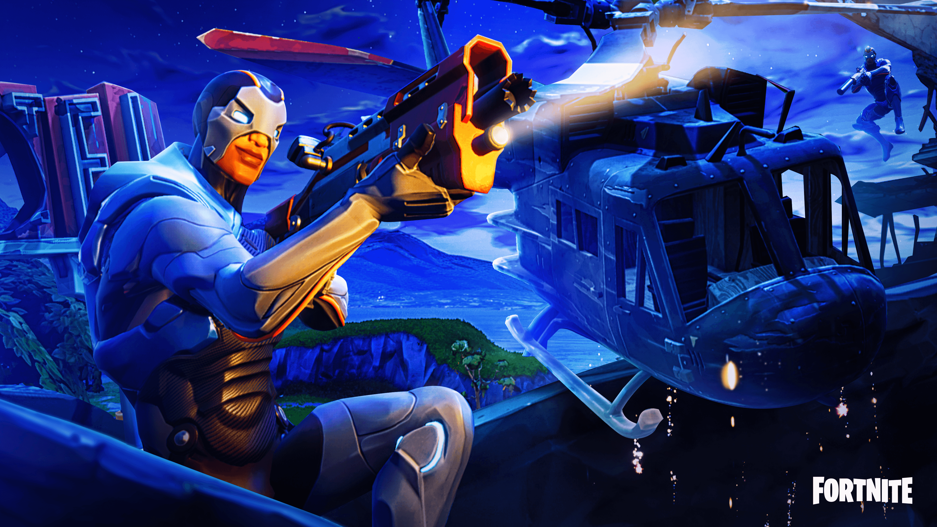 We run you through the basics you've likely heard of 4k resolution, but what is it? Fortnite: Battle Royale 4K Wallpapers - Wallpaper Cave