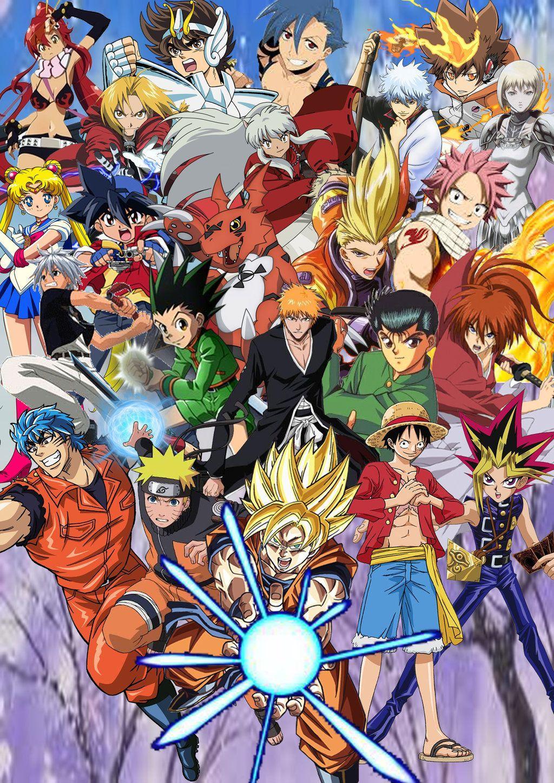 Shonen Jump Wallpaper Anime Pc   Desktop Game Backgrounds