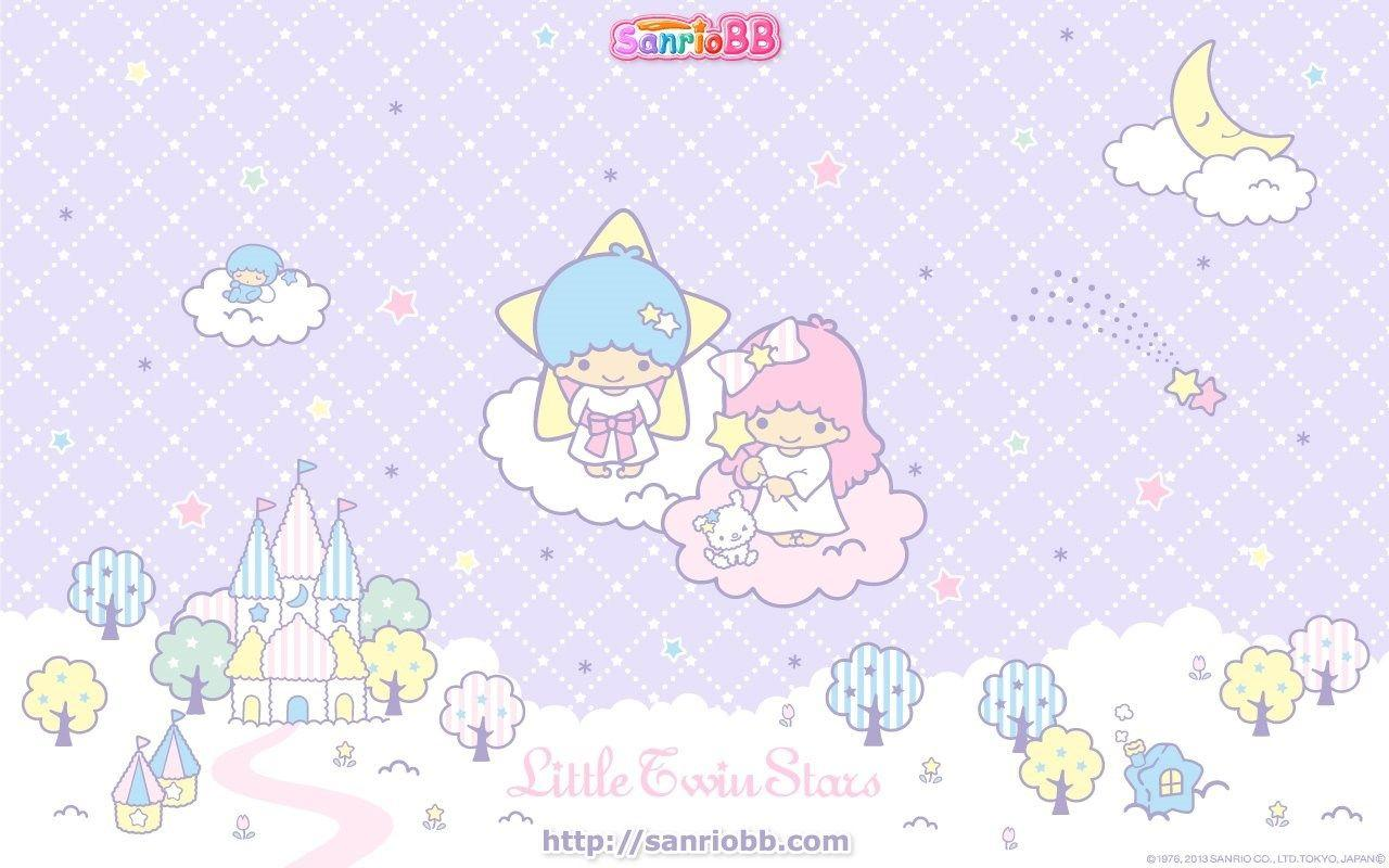 Little Twin Stars Wallpapers - Wallpaper Cave