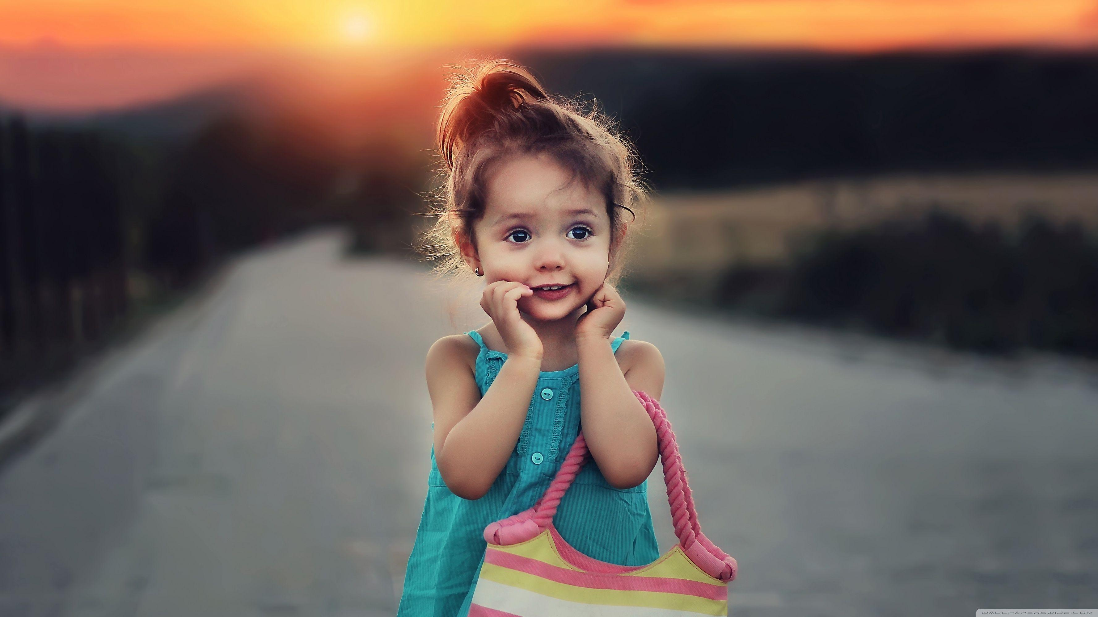 Child Girl Wallpapers Wallpaper Cave
