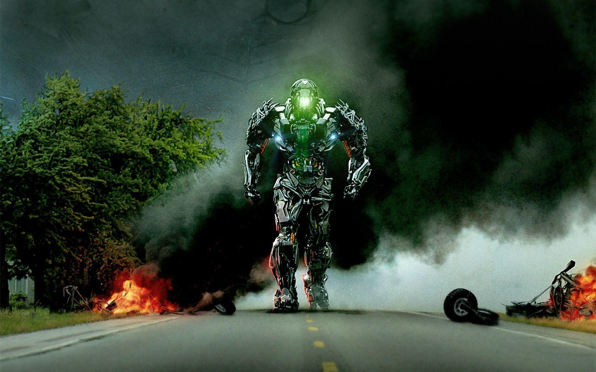 Transformers 4 Lockdown Images