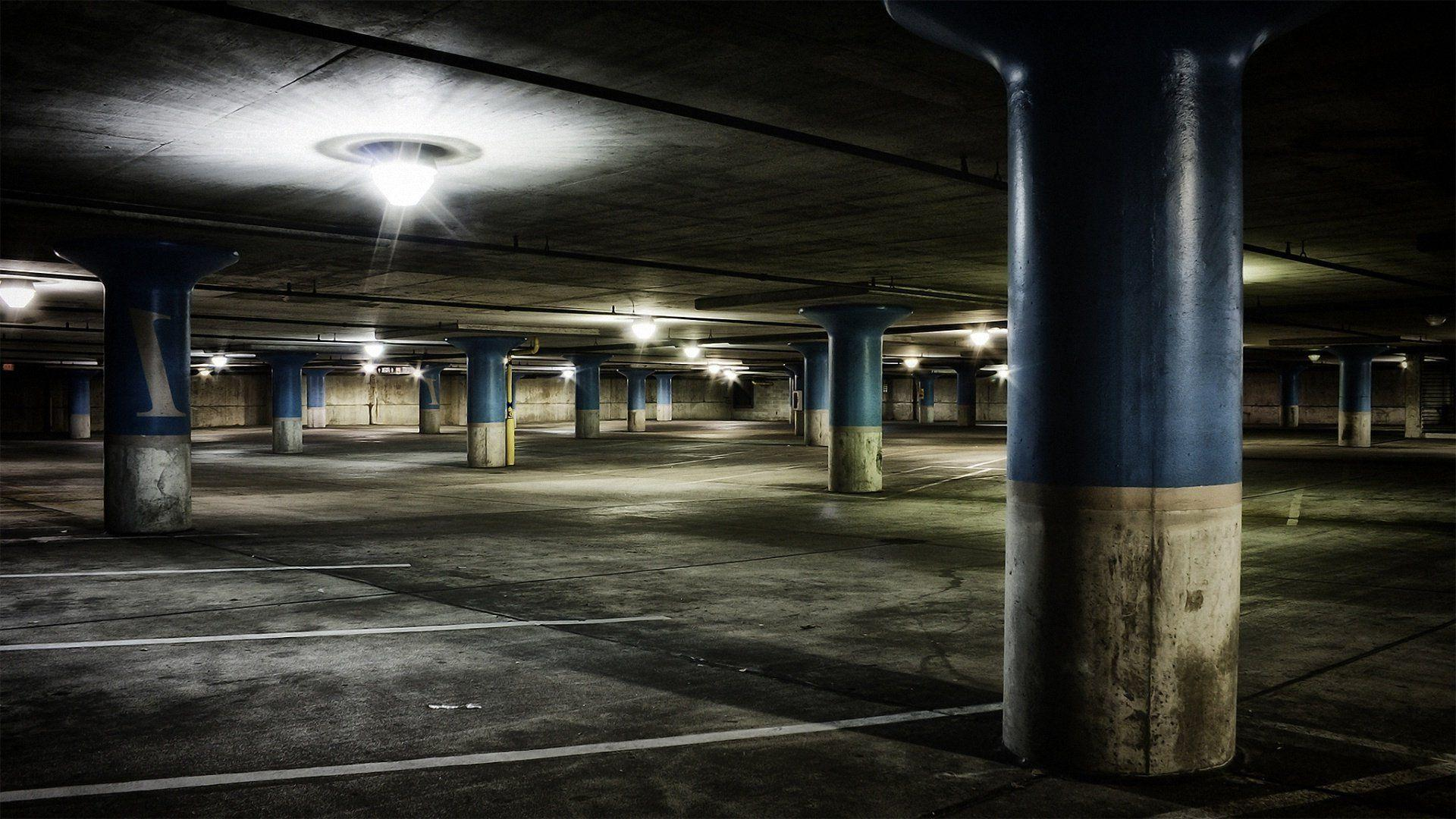 Car Parked At Night Wallpaper  Parking Wallpapers Wallpaper Cave