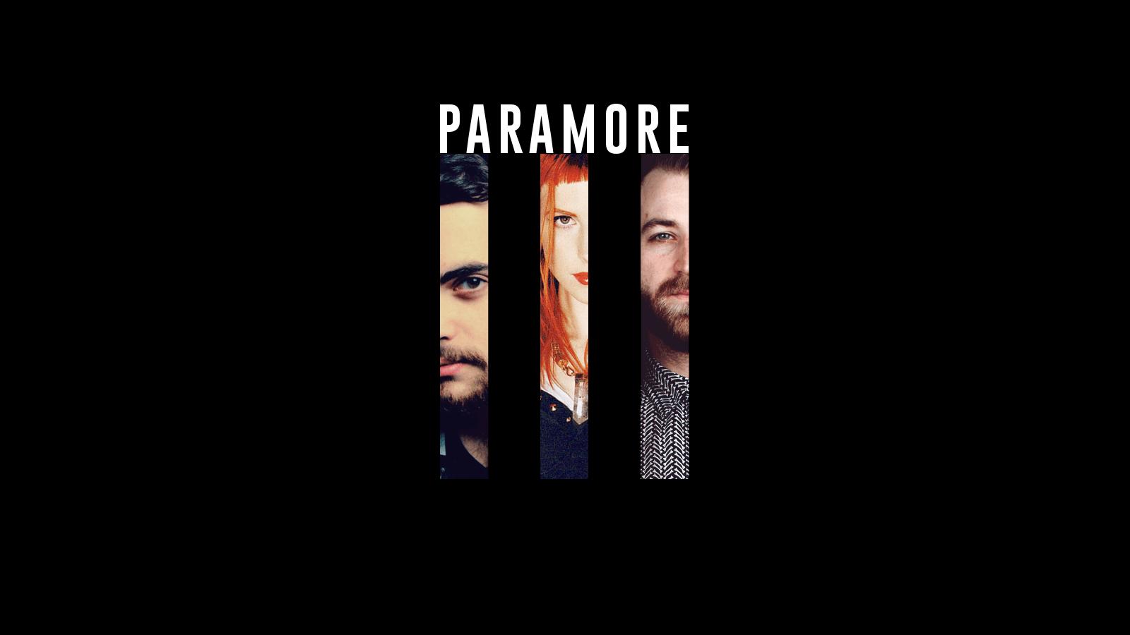 paramore logo mobile wallpapers