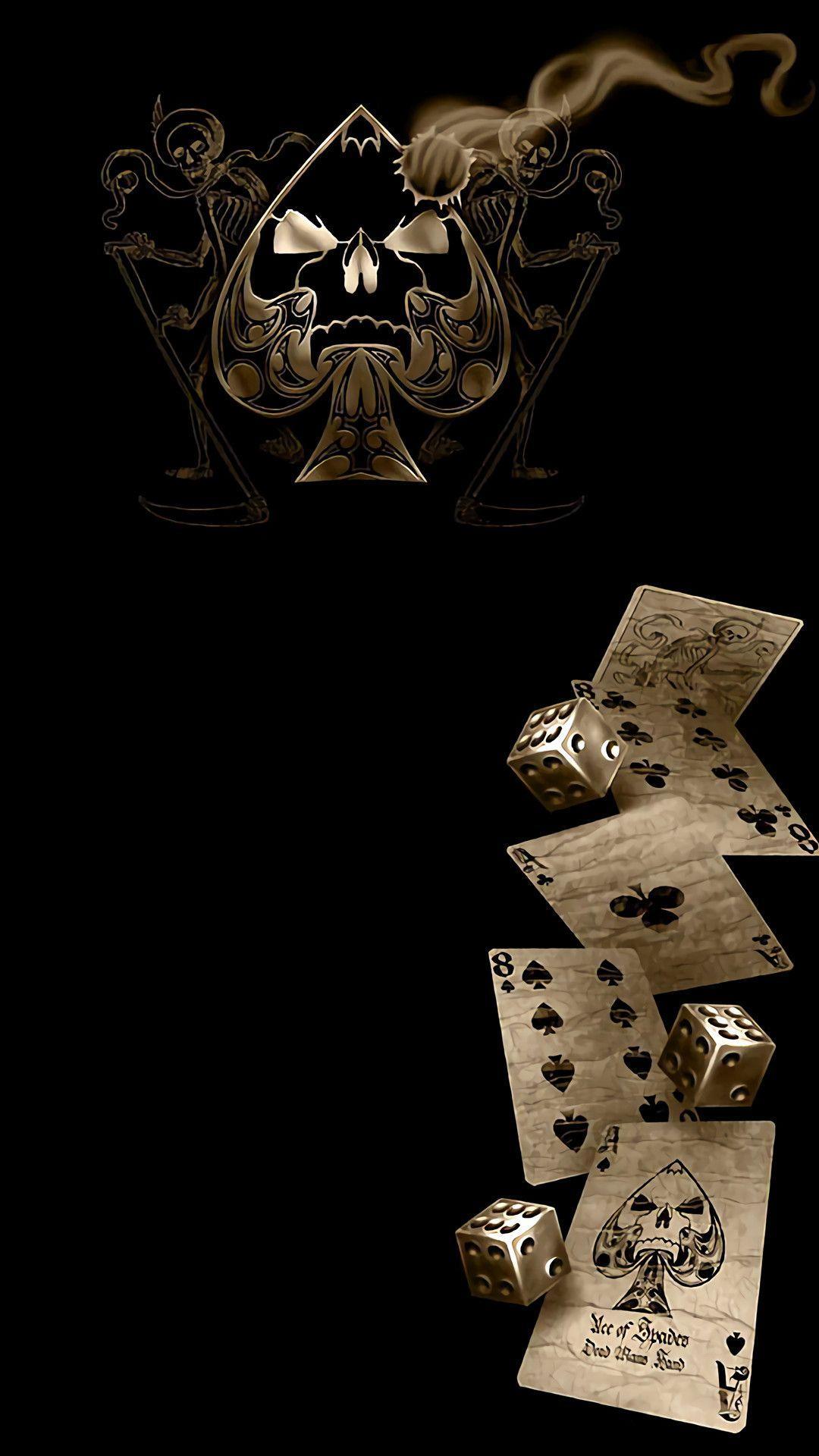 Ace Card Wallpaper : wallpaper, Wallpapers, Wallpaper