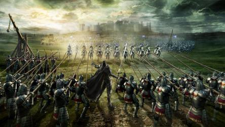 Medieval Battle Wallpapers Wallpaper Cave