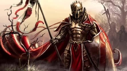 Epic Knight Wallpaper