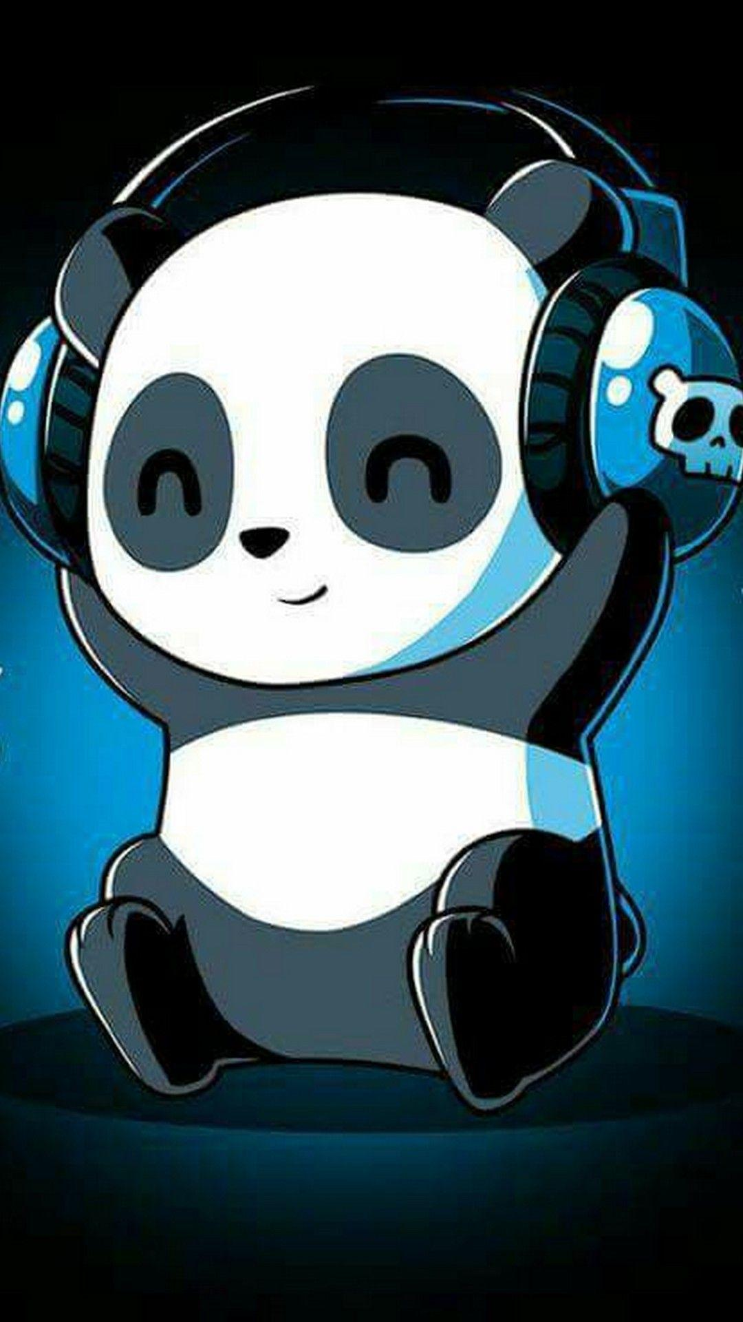 Anime Panda Wallpaper : anime, panda, wallpaper, Panda, Wallpapers, Wallpaper