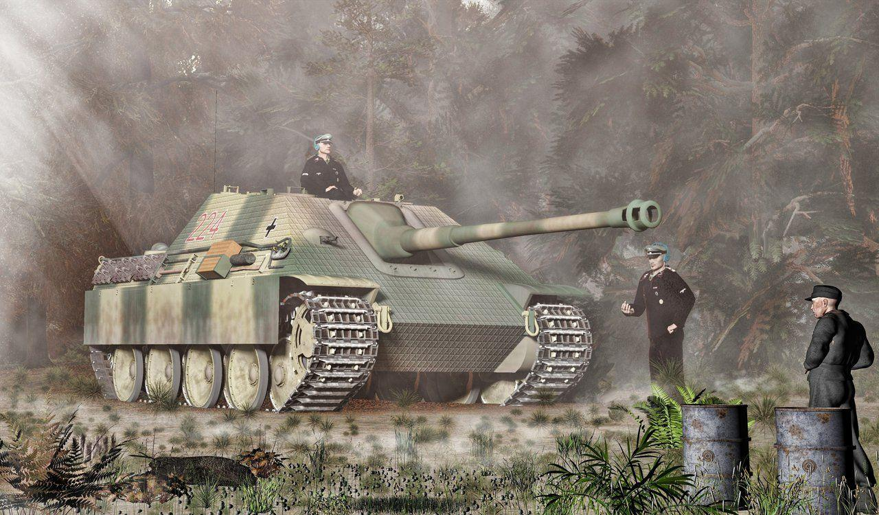 Jagdpanther Wallpapers - Wallpaper Cave