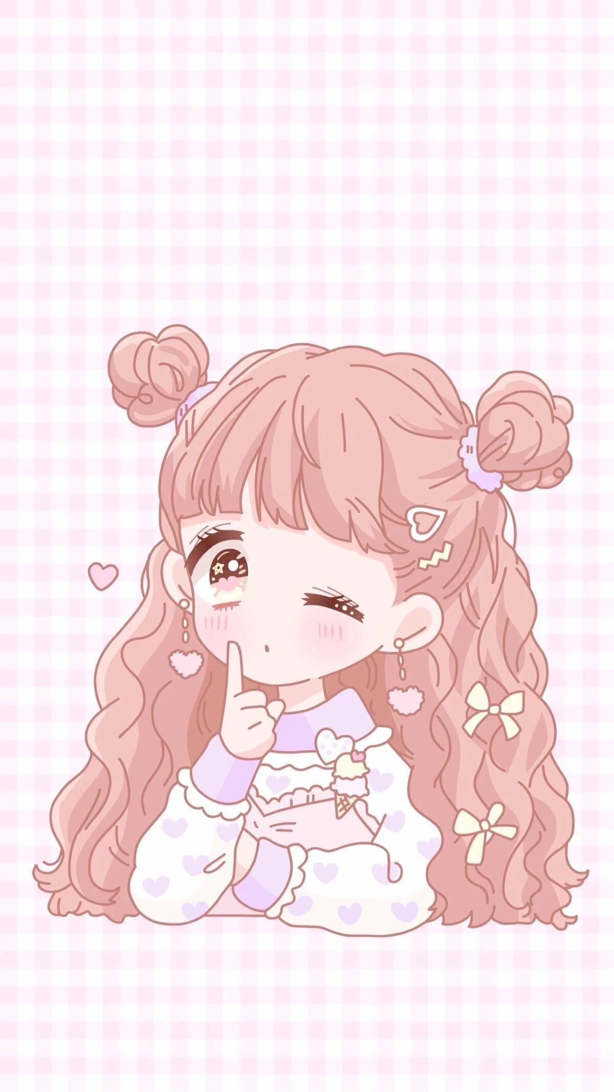Cute Kawaii Anime Wallpaper : kawaii, anime, wallpaper, Anime, Kawaii, Wallpapers, Wallpaper