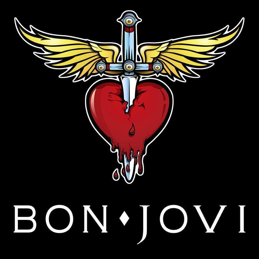 bon jovi logo wallpapers
