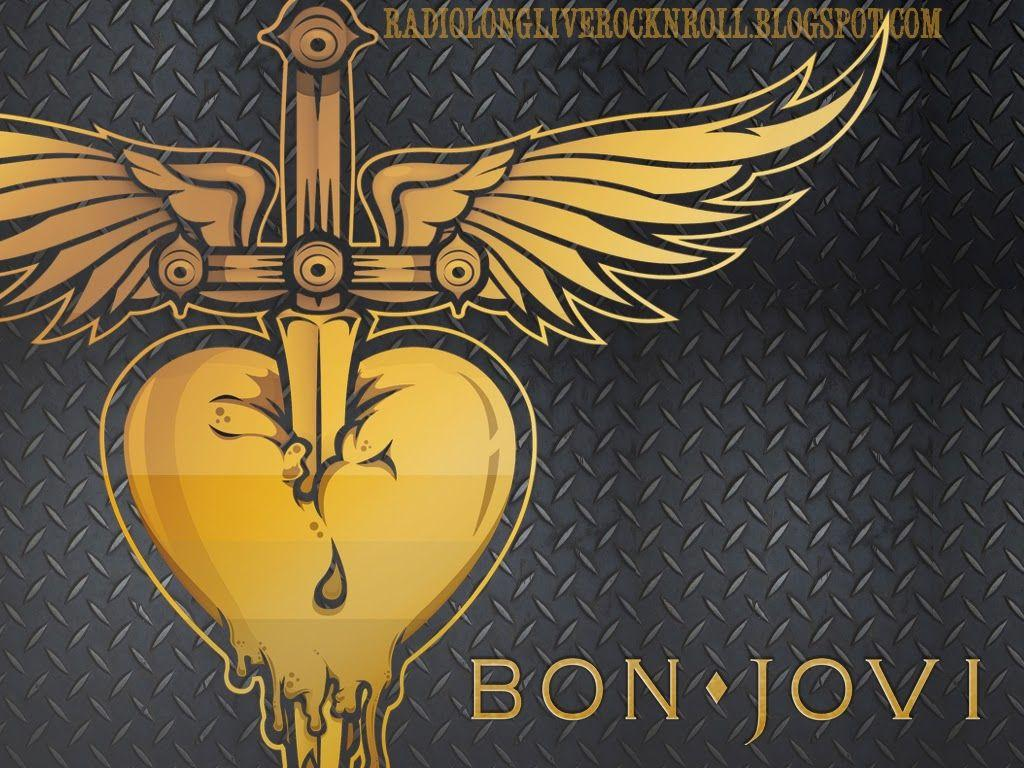 bon jovi logo wallpapers