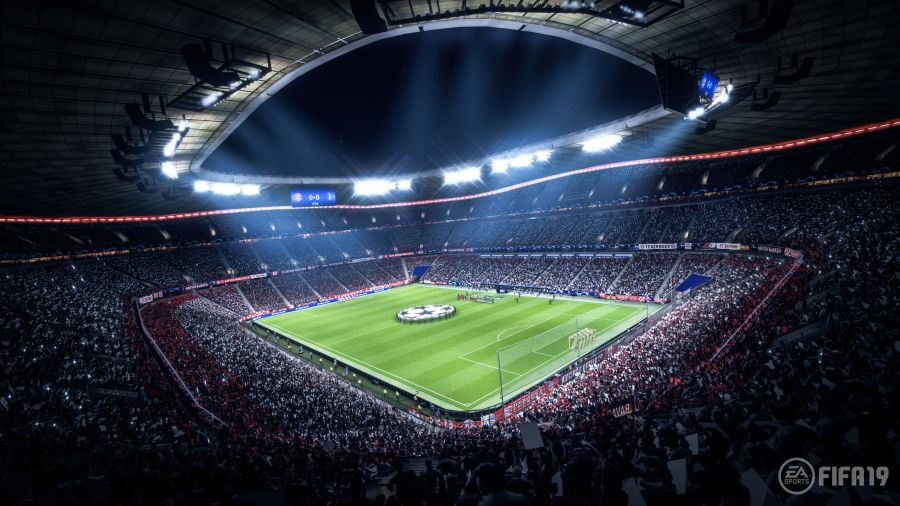 Fifa 19 Stadium 4k, HD Games, 4k Wallpapers, Images, Backgrounds ...