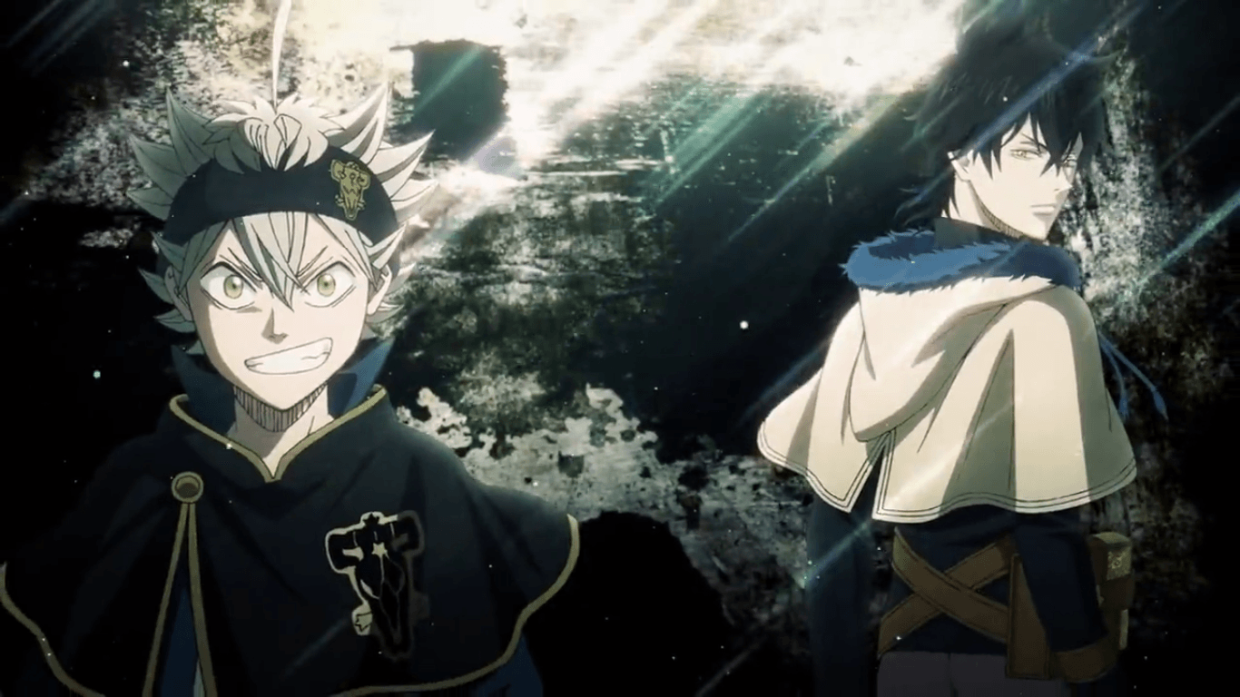 Install my black clover anime new tab to enjoy varied hd black clover anime wallpapers in your start page. Black Cover Wallpapers - Wallpaper Cave