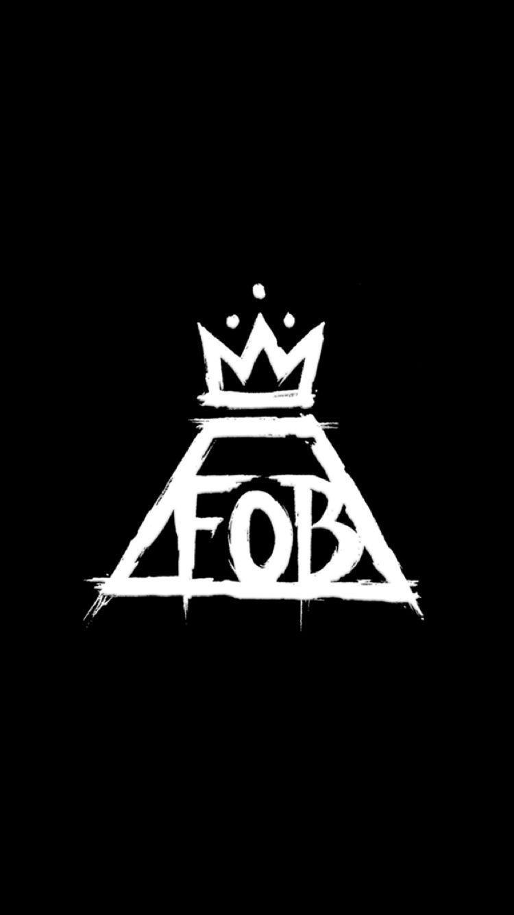 Fall Out Boy Desktop Wallpaper Fall Out Boy Logo Wallpapers Wallpaper Cave