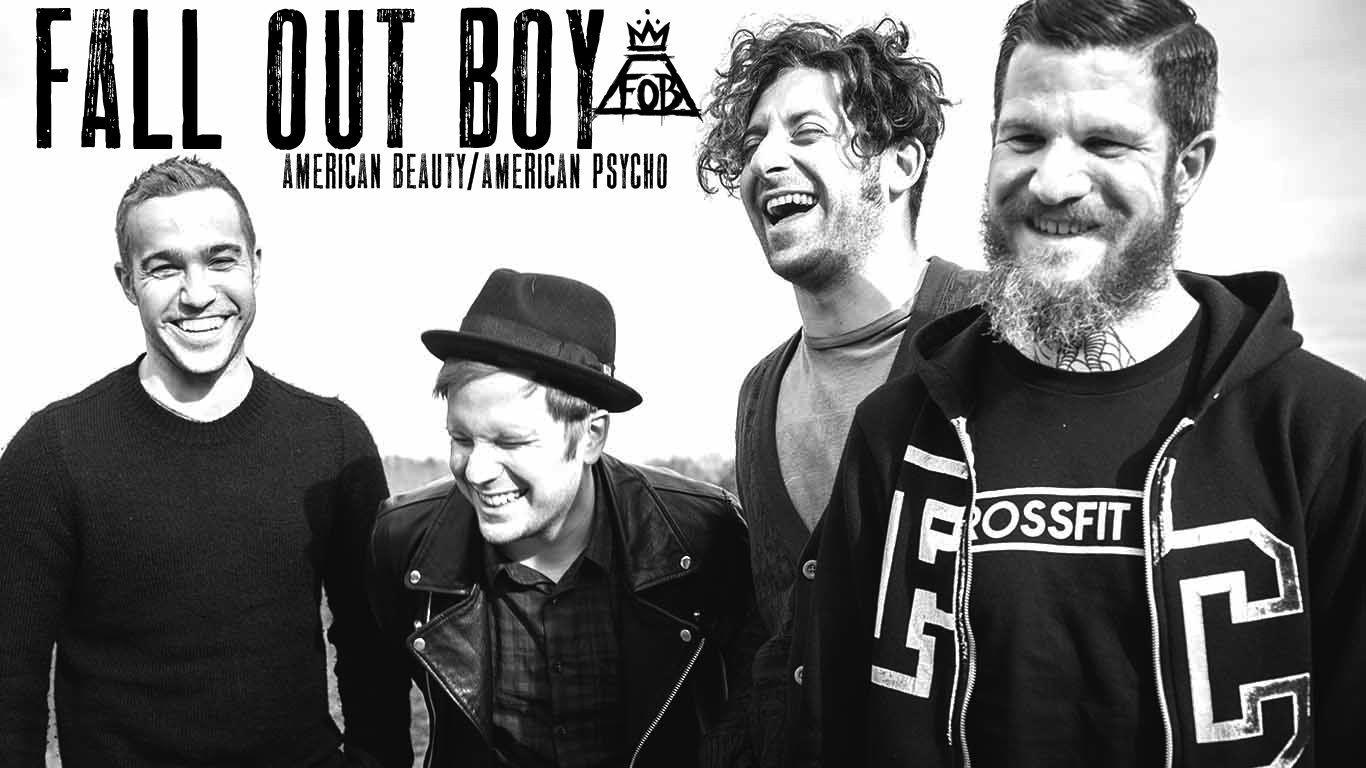 Fall Out Boy Logo Wallpaper Fall Out Boy Logo Wallpapers Wallpaper Cave