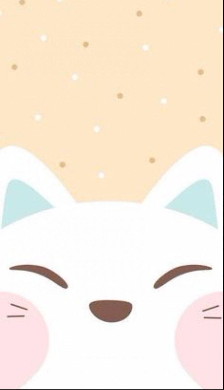 Gambar Kucing Lucu Kartun : gambar, kucing, kartun, Wallpapers, Wallpaper