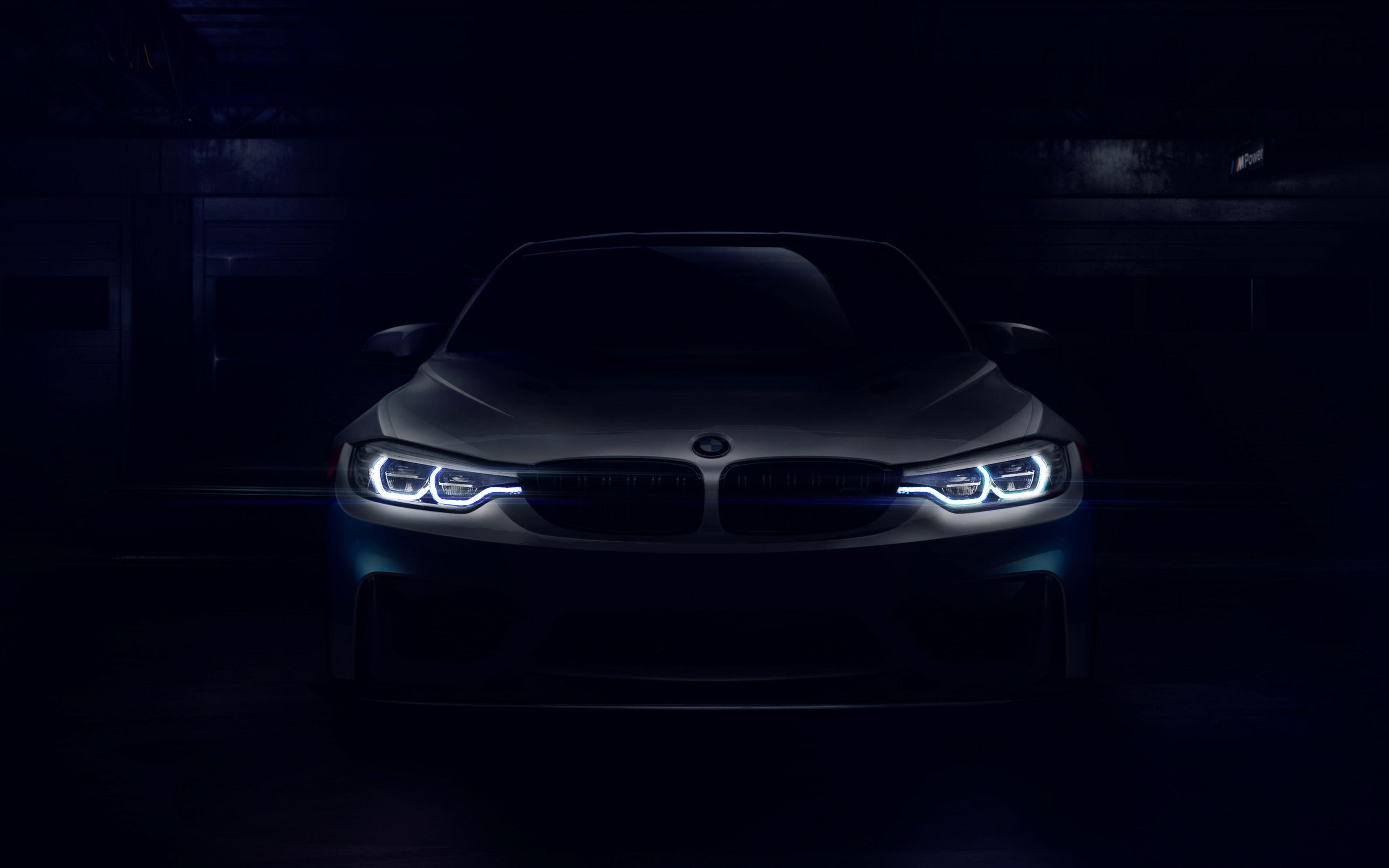 Bmw Headlights Wallpapers Wallpaper Cave