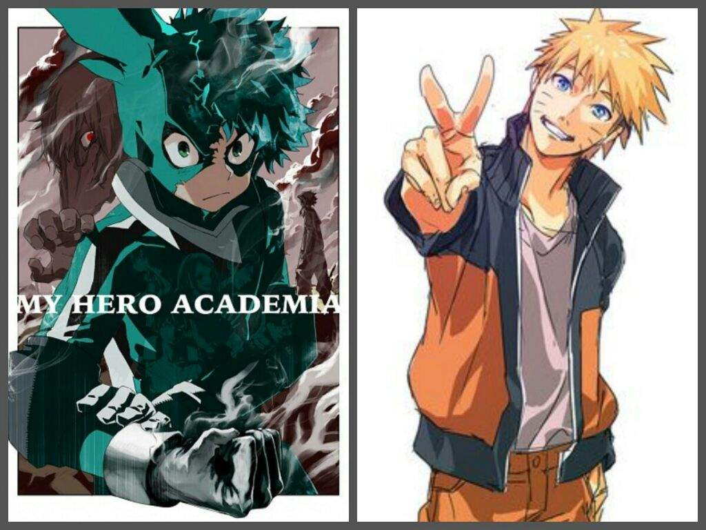 No thanks / not interested. My Hero Academia And Naruto Wallpapers - Wallpaper Cave