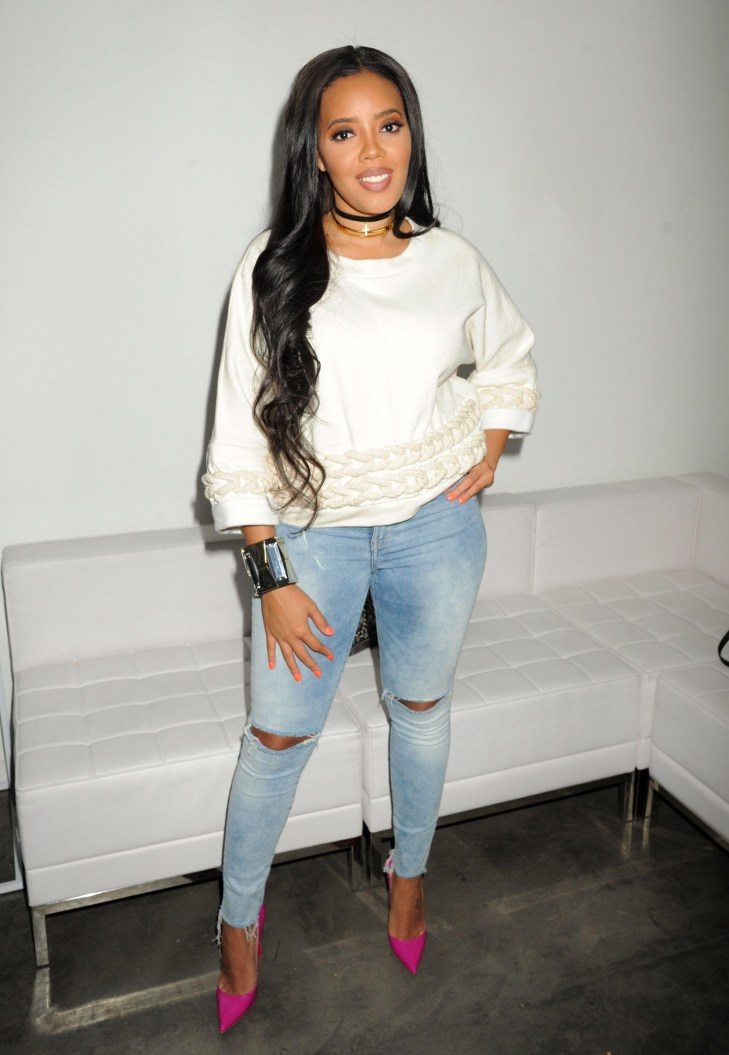 Angela Simmons Baby - Angela simmons baby daddy jail - MTM