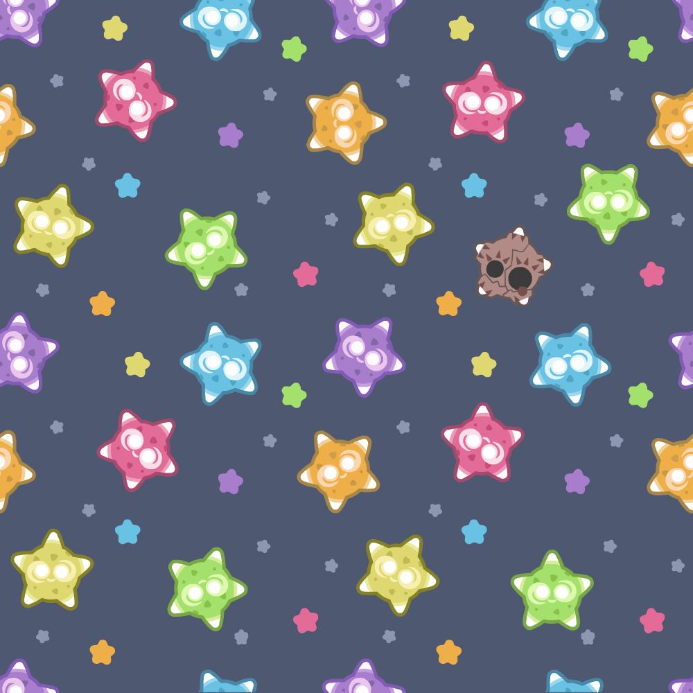 Cute Pokemon Tile Wallpaper Minior Hd Wallpapers Wallpaper Cave